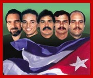 Un doble castigo para los Cinco antiterroristas cubanos