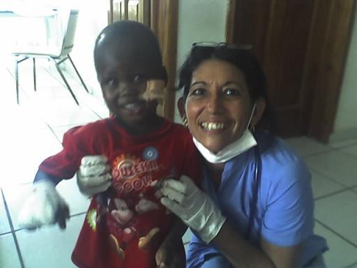 Recuerdos de una Dra. villaclareña en Haití